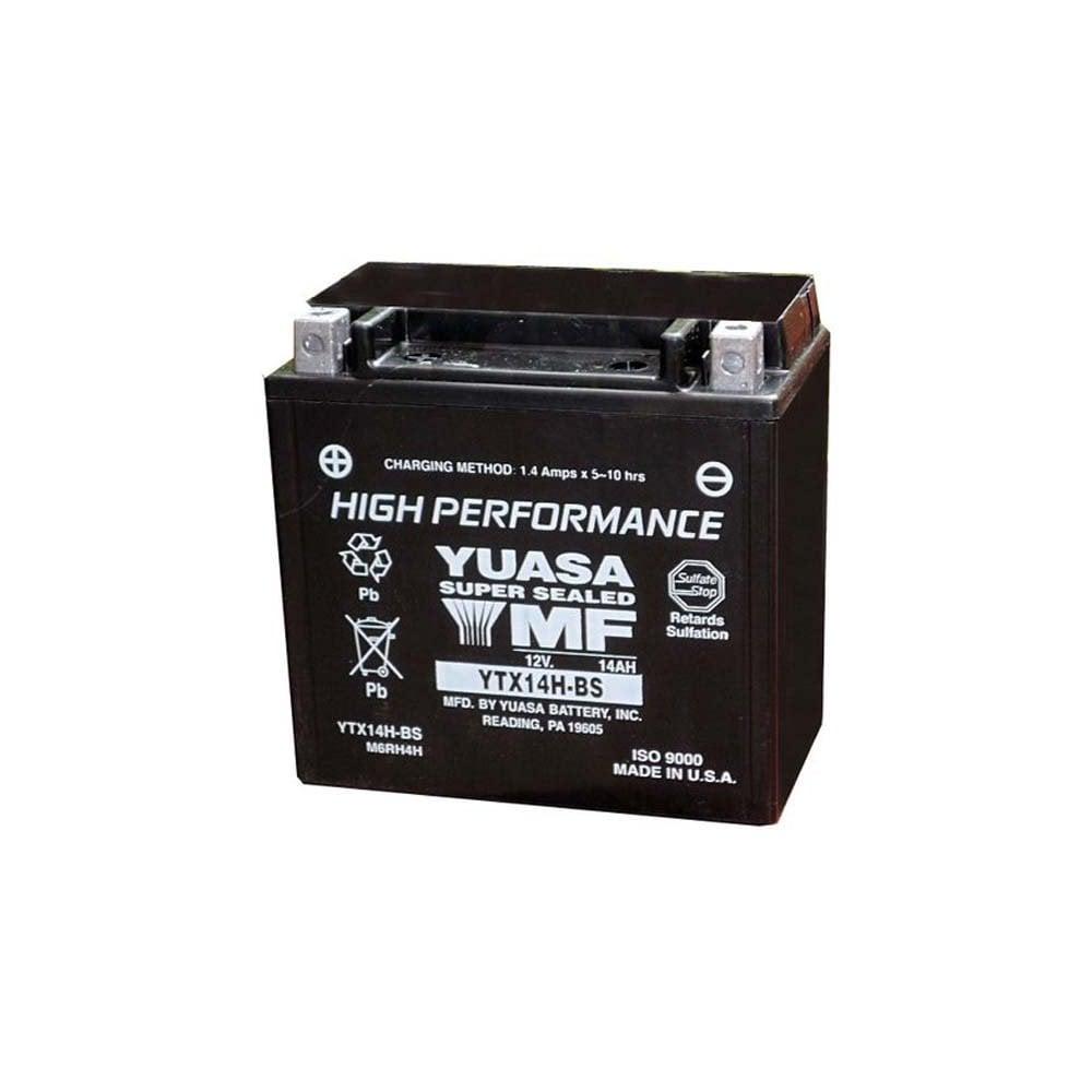 Maintenance Free Battery WC Yuasa YT14B-BS